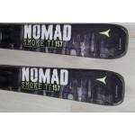 017  ATOMIC NOMAD Blackeye Ti,  L157cm, R12.9m