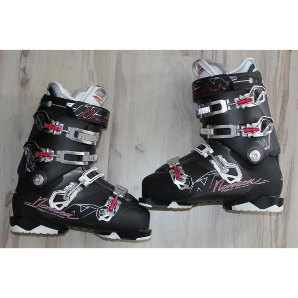 0076  New ski boots NORDICA Belle Pro X, 26.5,  EU 41.5, 310mm, flex 95