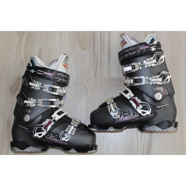 002  New ski boots  NORDICA Hell & Back, 24,  EU 37, 290mm, flex 95