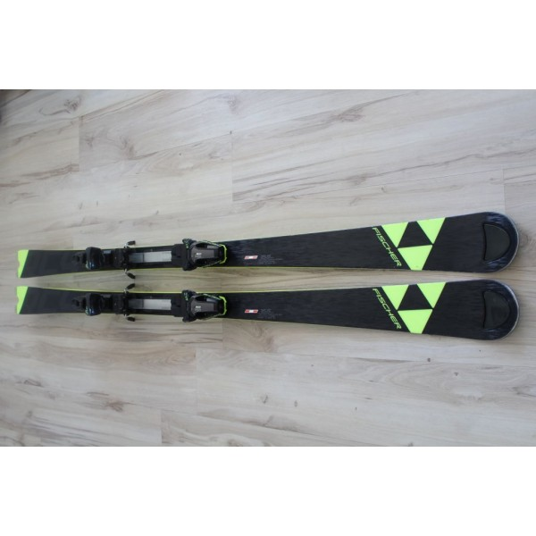 062 FISCHER RC4  World Cup SC Yellow Base Curv Booster, L165cm, R13m