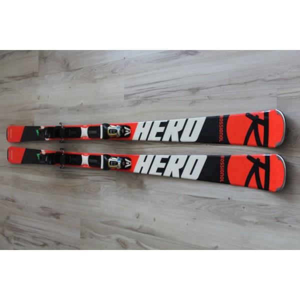 082   ROSSIGNOL HERO Elite SL Limited, L170cm, R14m