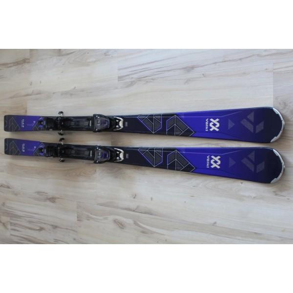 023 VOLKL FLAIR Sc Carbon,  L161cm, R14.2m