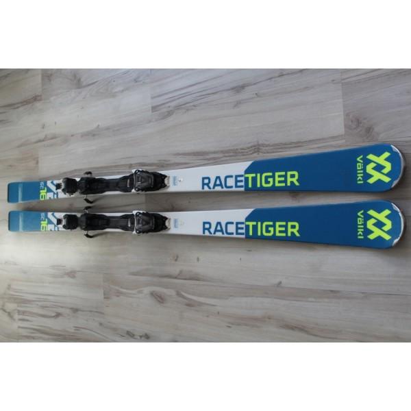 02195  VOLKL RACETIGER Sc Limited,  L173cm, R16,3m
