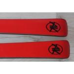 00217  AK RED,  L164cm, R13m Handmade masterpiece from Switzerland