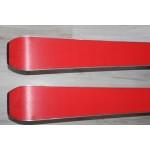 00218  AK RED,  L164cm, R13m Handmade masterpiece from Switzerland