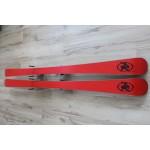 00219 AK RED,  L158cm, R12m Handmade masterpiece from Switzerland