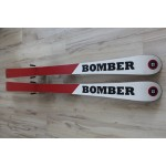 001200 Original BOMBER Timberline All Mountain,  L162cm, R12m
