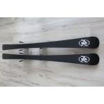 00217 AK BLACK,  L152cm, R10m Handmade masterpiece from Switzerland