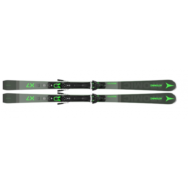 00101 NEW SKIS ATOMIC Redster X7 WB,  L175cm, R16.2m