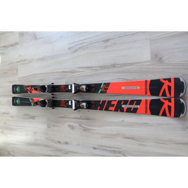 0814 ROSSIGNOL HERO Elite Short Turn Ti, L162cm, R12m - 2020