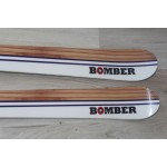 0014 Original BOMBER Timberline All Mountain,  L182cm, R15m
