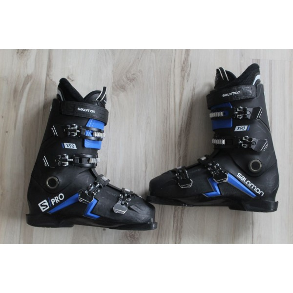 8005   SALOMON S PRO, 30,  EU 46 - 46,5, UK 11,5, 344mm, flex 90- 2020