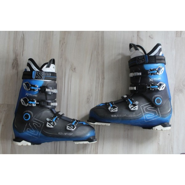 8006   SALOMON X PRO, 32- 33,  EU 48- 49, UK 13,5, 376mm, flex 90