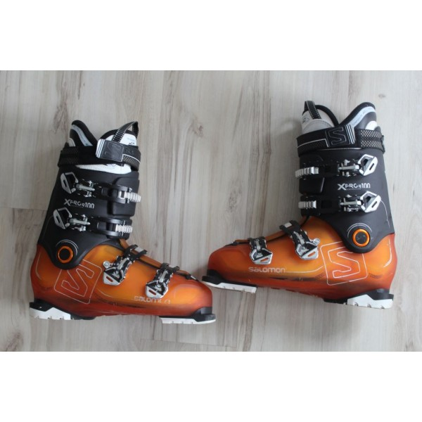 8008   SALOMON X PRO, 30,5,  EU 46,5, UK 11,5, 356mm, flex 100