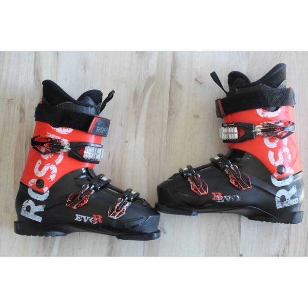 8016   ROSSIGNOL EVO R, 29,  UK 10,5, EU 45, 338mm, flex 80