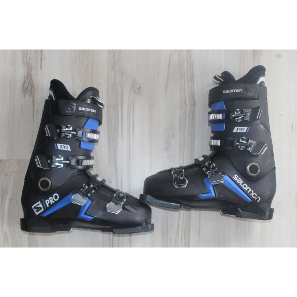 8023  SALOMON S PRO, 28- 28,5,  EU 44- 45, 324mm, flex 90- 2020