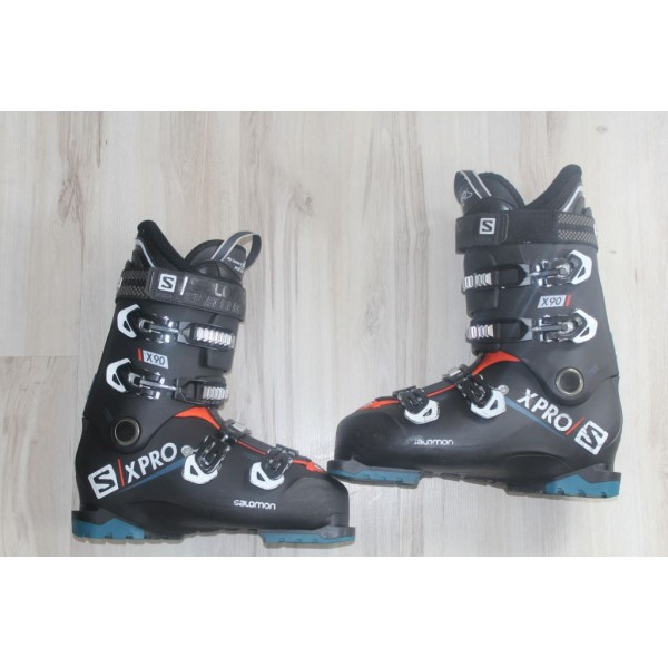 8025  SALOMON X  PRO, 28- 28,5,  EU 44- 45, 324mm, flex 90