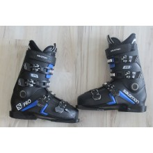 8038  SALOMON S PRO, 27- 27,5,  UK 8,5- 9, EU 42,5- 43,5, 314mm, flex 90- 2020