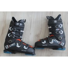8039  SALOMON X PRO, 27- 27,5,  UK 8,5- 9, EU 42,5- 43,5, 316mm, flex 90