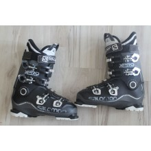 804  SALOMON X PRO, 27- 27,5,  UK 8,5- 10, EU 42,5- 43,5, 316mm, flex 100