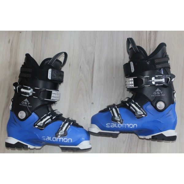 80610  SALOMON QST Access, 25, UK 6, EU 40, 298mm, flex 70