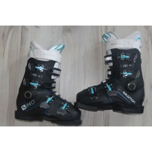 8069 SALOMON X PRO, 24- 24,5, UK 5.5- 6, EU 38- 39, 284mm, flex 80