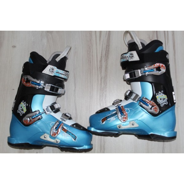 8075  NORDICA ACE SPADES, 24.5,  EU 38, 285mm, flex 80
