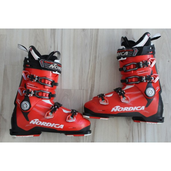 8090  NORDICA SpeedMachine  29, EU 44.5, 335mm,  flex 130 - 2017
