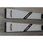 002 Original BOMBER Ski Pro Carve White,  L176cm, R18m - 2019