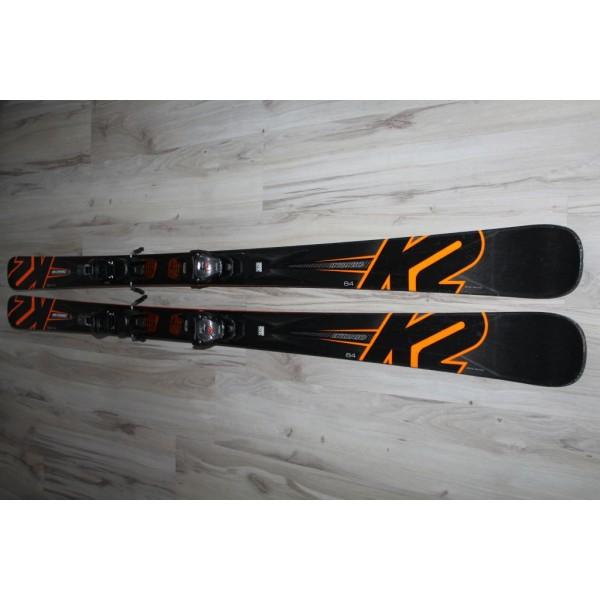 0422 K2 Ikonic 84,  L170cm,  R16m - 2019
