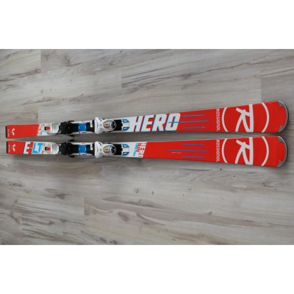 0821  ROSSIGNOL HERO Elite Long Turn Ti, L176cm, R19m - 2018