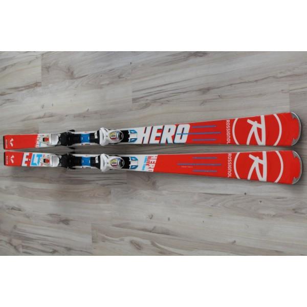 0822  ROSSIGNOL HERO Elite Long Turn Ti, L170cm, R18m - 2018
