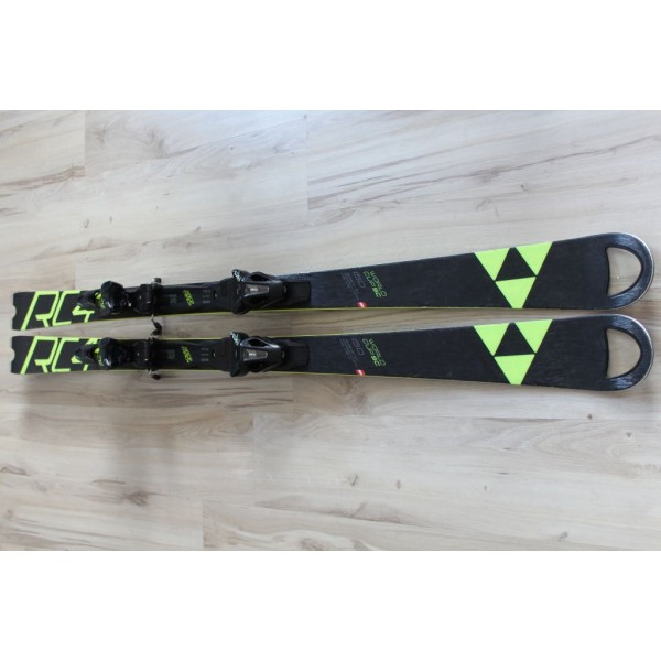 0617 FISCHER RC4 WORLD CUP SC, L150cm, R11m - 2019