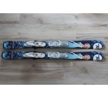 Rossignol Frozen From The Movie Disney, L116cm + bindings Look Kid X 4.5