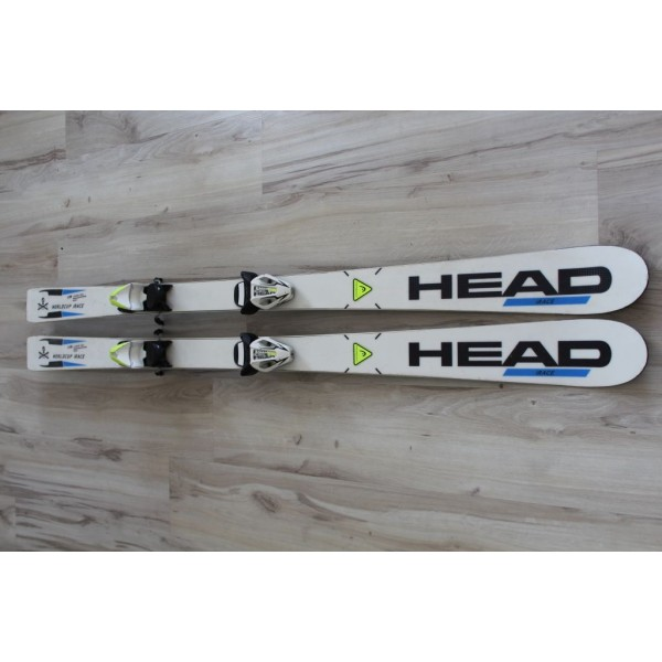 0321 Head WC i. Race,  L150cm, R12.4m